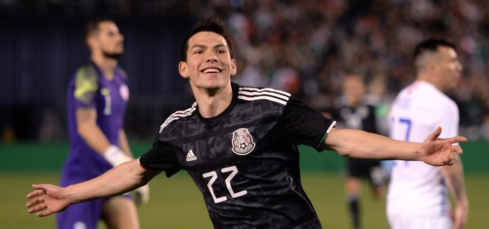 Better than Sancho? Manchester United fans want to sign Hirving Lozano