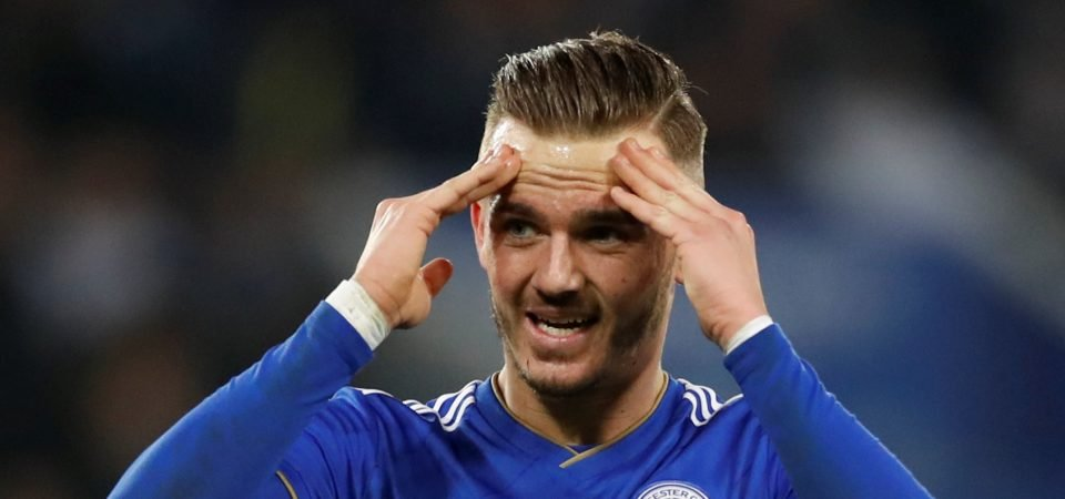 Mixed opinions: Tottenham fans are split on James Maddison