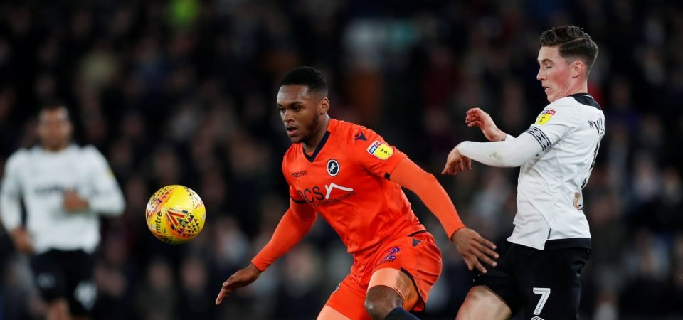 Mahlon Romeo took pay cut to join Portsmouth on loan