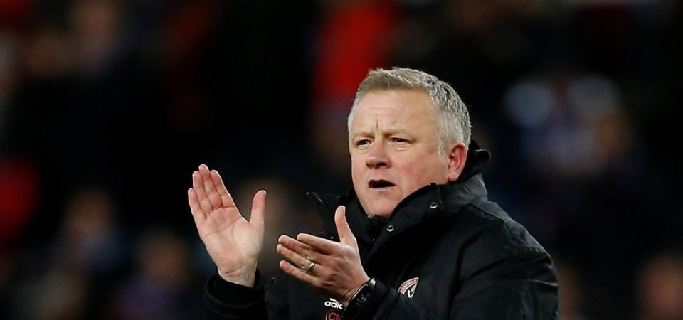 Sheffield United fans react to Chris Wilder winning the Manager of the Month award