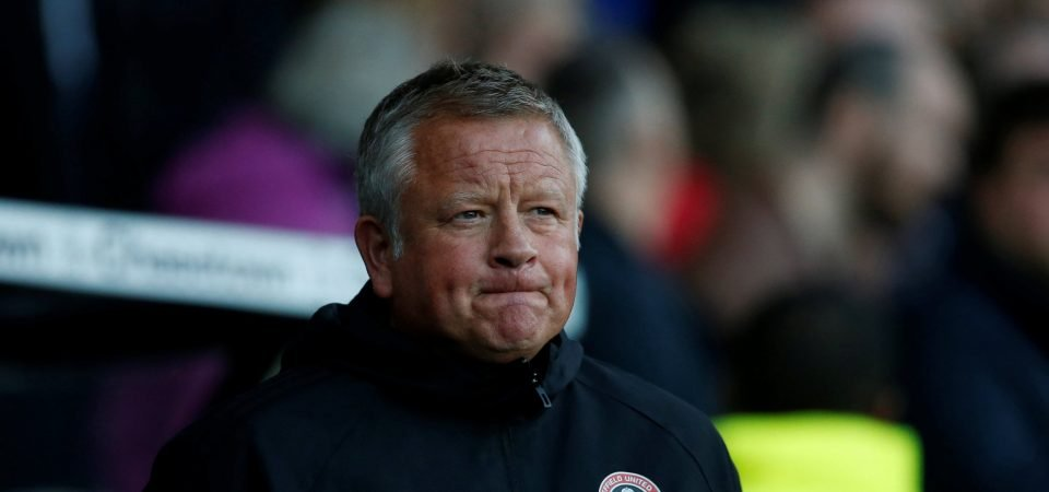 Useless: Sheffield United fans fuming with refereeing decision