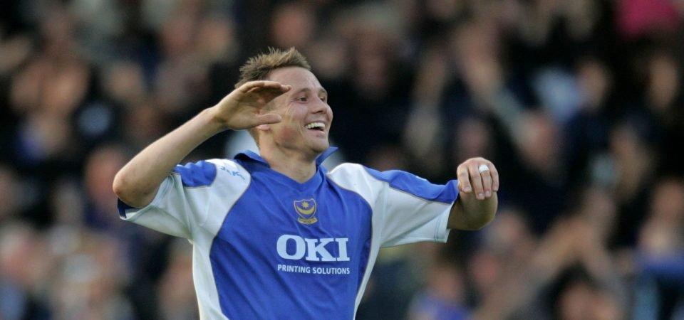 Pompey fans reminisce over Matty Taylor after retirement announcement