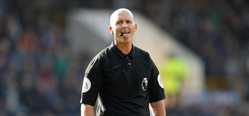 Newcastle fans fume as Mike Dean is confirmed for Bournemouth clash