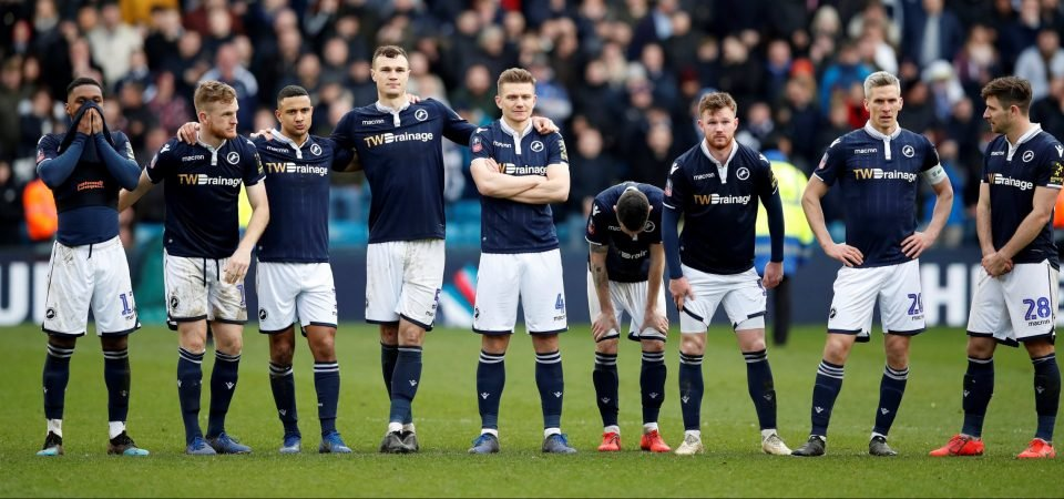 Millwall fans are furious at Stoke clash kick-off revision