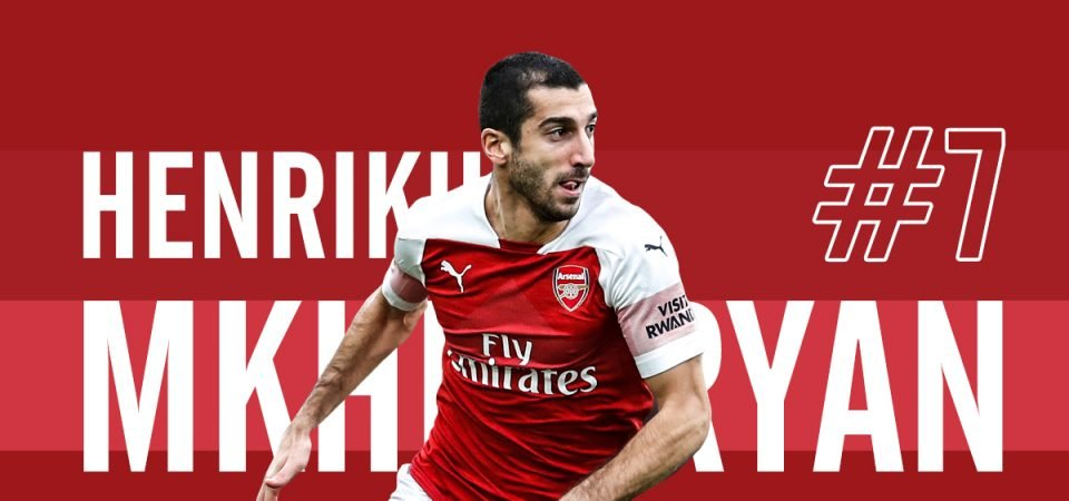 Player Zone: Henrikh Mkhitaryan has a huge point to prove against Man United