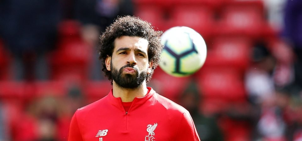 Simply a cheat: Tottenham fans criticise Liverpool ace Mohamed Salah