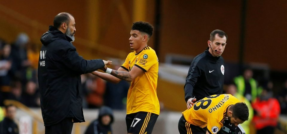 The Chalkboard: Why Morgan Gibbs-White must come in if Wolves are to beat Burnley