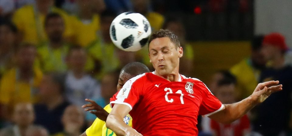 United fans react as historic trend continues with Nemanja Matic pulling out of Serbia squad