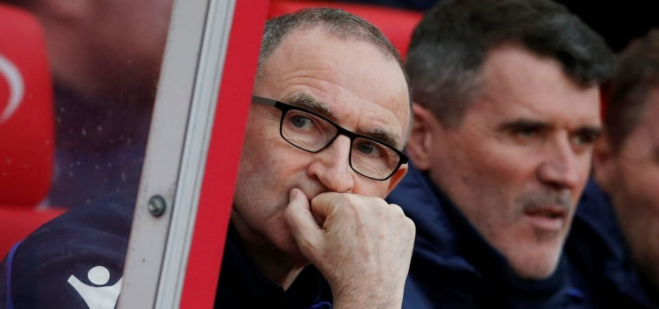 The Chalkboard: Martin O'Neill needs to be more ambitious in promotion race