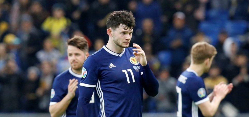 Potential Consequences of Crystal Palace signing Oliver Burke