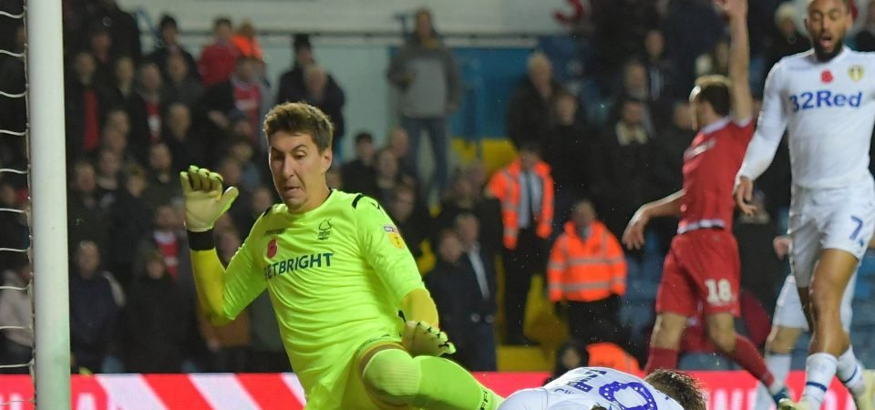 Nottingham Forest supporters rip into Costel Pantilimon