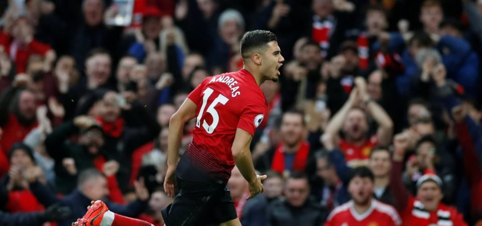 Andreas Pereira can inspire change which reignites Leicester spark