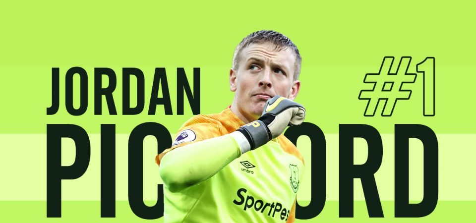 Player Zone: Jordan Pickford must learn lessons from Joe Hart's demise