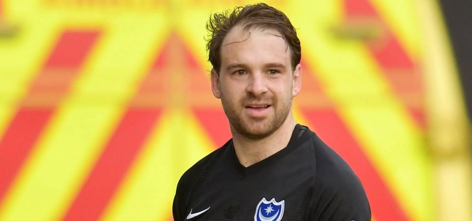 The Chalkboard: Kenny Jackett must drop Brett Pitman so Pompey win at Wembley