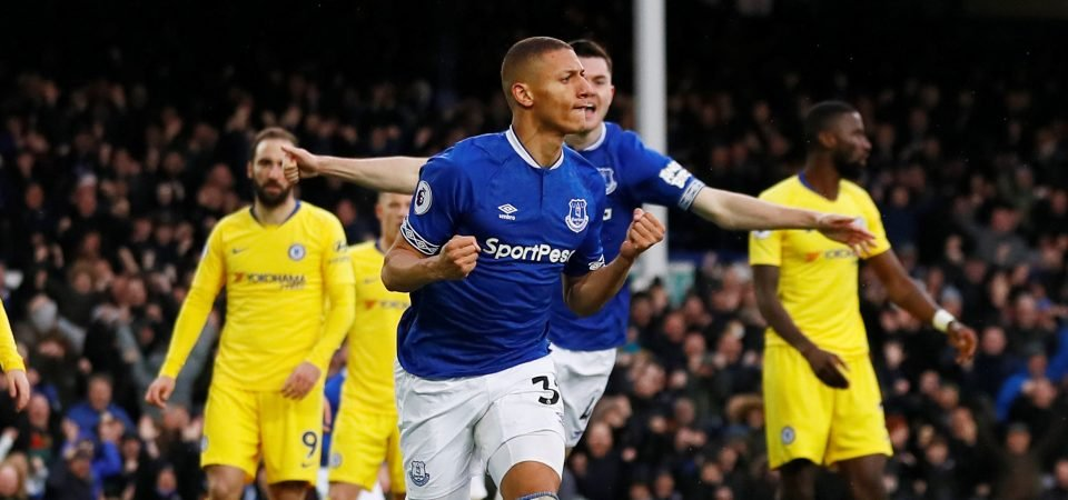 Don't want him: Liverpool fans are against summer swoop for Richarlison