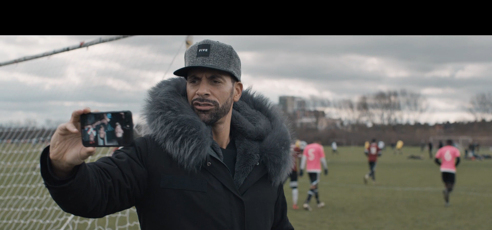 Executive producer Rio Ferdinand set to release film '90 minutes' this month