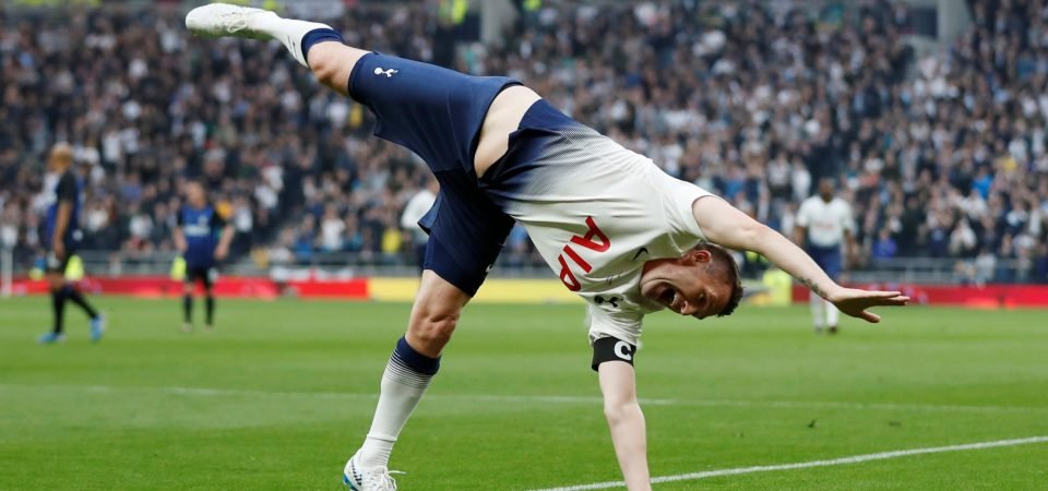Robbie Keane could return to Tottenham tomorrow and not look out of place