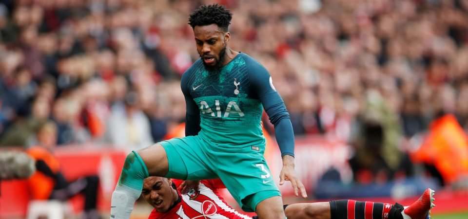 Tottenham fans are fed up with Rose after latest showing