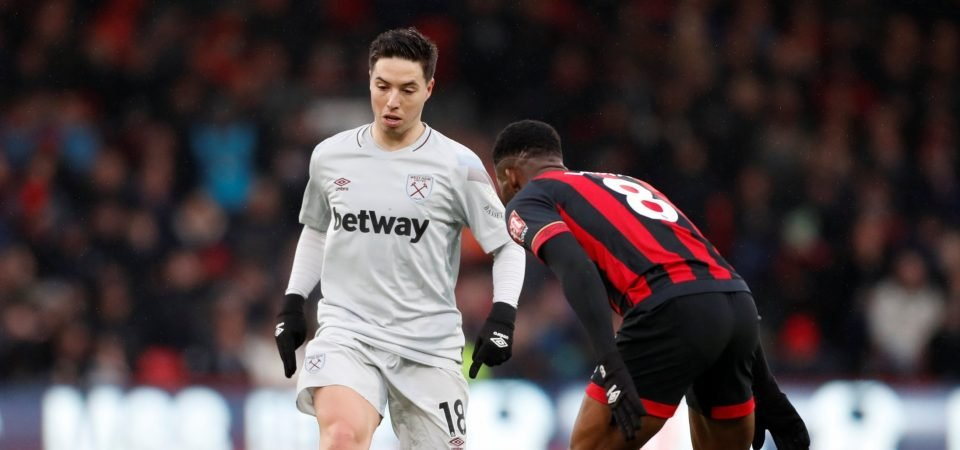 Why West Ham have to give skilful star Samir Nasri a proper contract at the end of the season