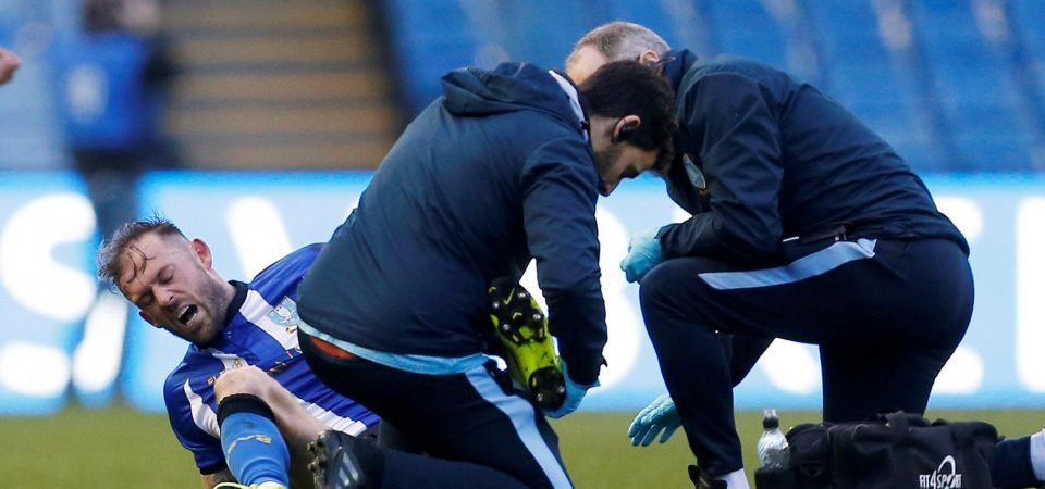 Sheffield Wednesday fans react as star striker Steven Fletcher discusses injury woes
