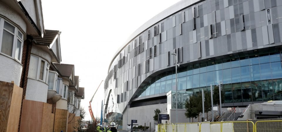 Tottenham fans react to ticketing update on test event at new stadium
