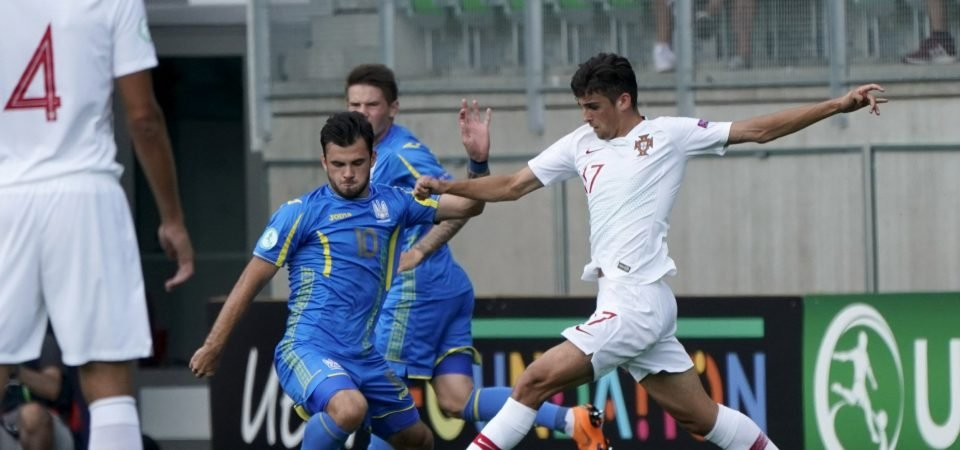 Wolves should revive interest in wonderkid Trincao to give Nuno different option in attack