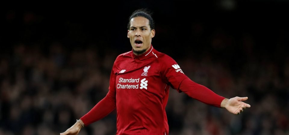 Liverpool set to hand Virgil van Dijk a new £200k-a-week contract to fend off interest