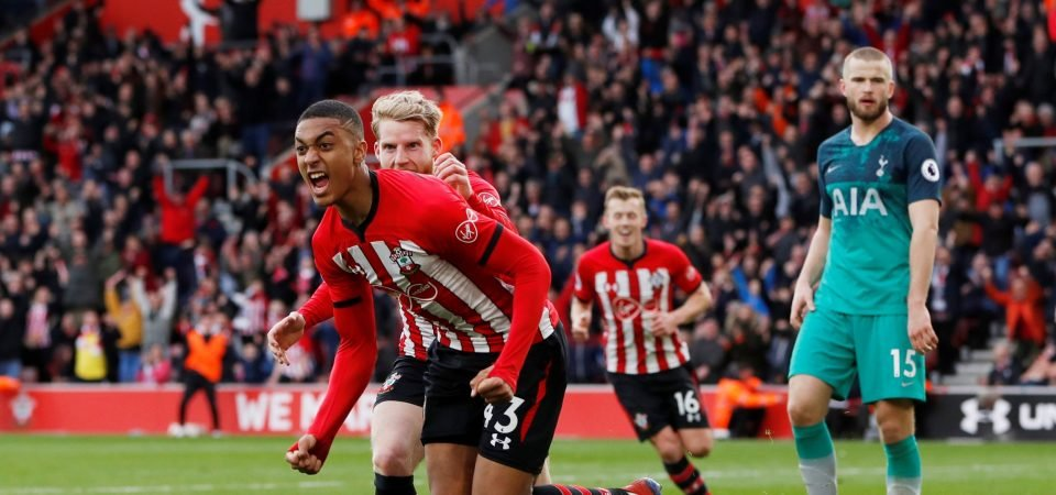 Southampton fans react as Yan Valery signs new deal