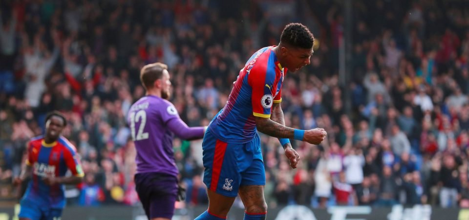 The Chalkboard: Palace must find a way to get more out of van Aanholt