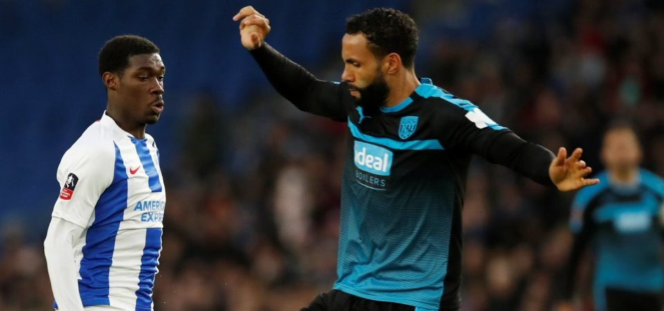 Opinion: West Brom fans have gone too far after Kyle Bartley booing