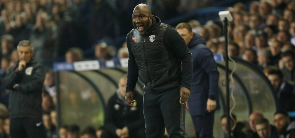 The Chalkboard: Darren Moore bringing Montero on could have saved West Brom job