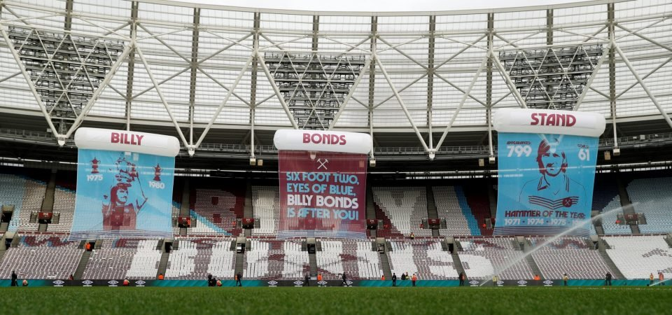 West Ham fans fuming at club update