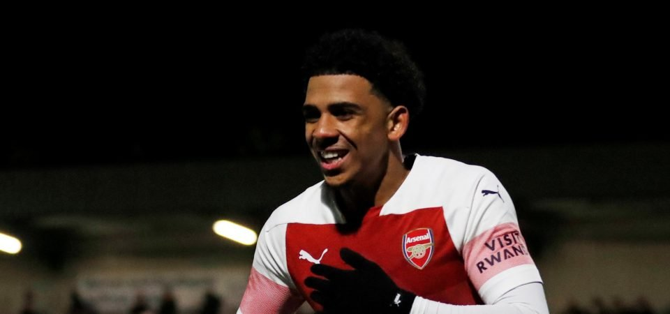 Arsenal exit for Xavier Amaechi will not be a major blow to Unai Emery