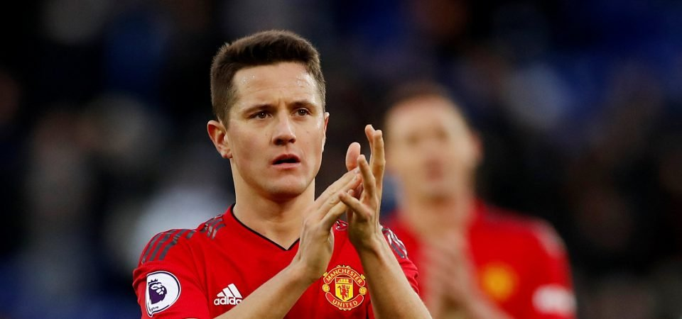 Manchester United fans react to Ander Herrera's wage demands