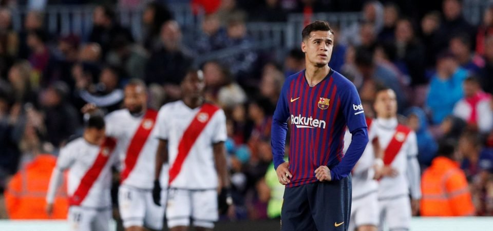 Exclusive: Pundit claims Coutinho would love to go back to Liverpool