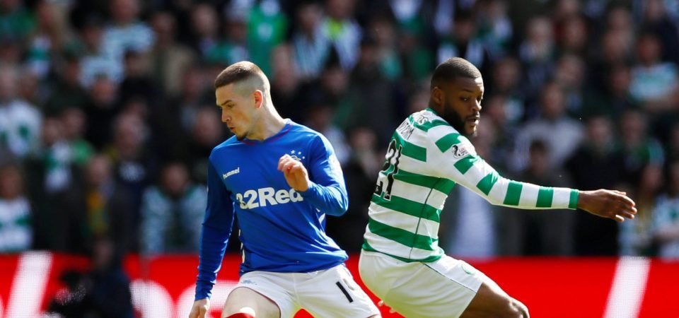 Rangers fans are desperate to make Ryan Kent deal permanent