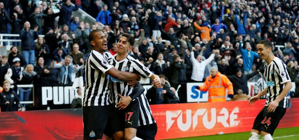 The Chalkboard: Newcastle may have stumbled across deadly attacking triangle
