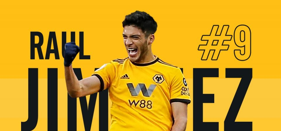 Player Zone: Raul Jimenez is a Wolves legend in the making