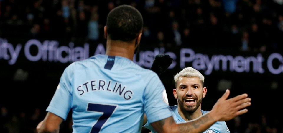 The Chalkboard: Raheem Sterling can be the heir to Sergio Aguero's throne
