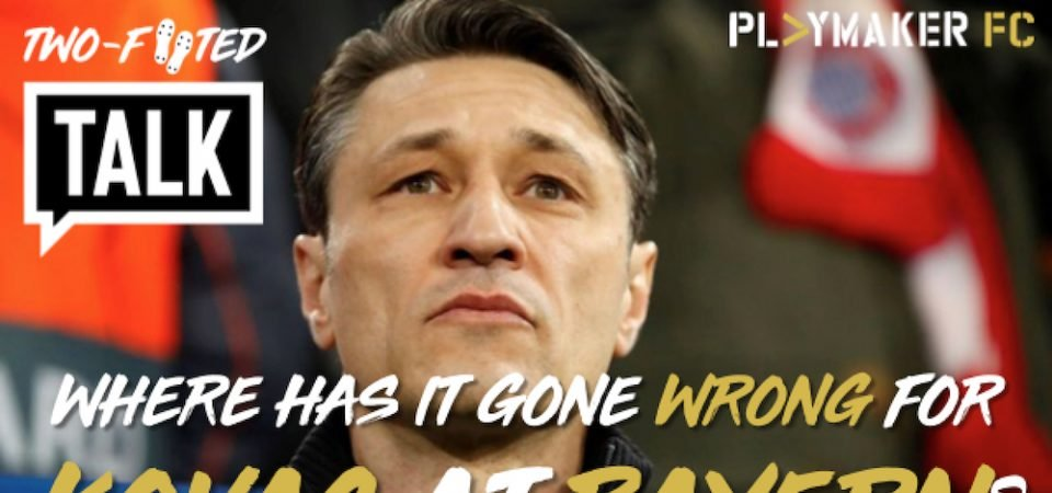 Watch: Where has it gone wrong for Niko Kovac at Bayern?