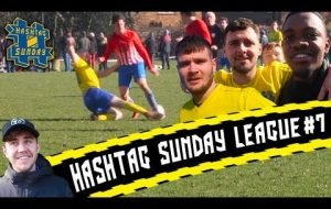 Did Spencer score?! - Hashtag United Sunday League SE2 EP7