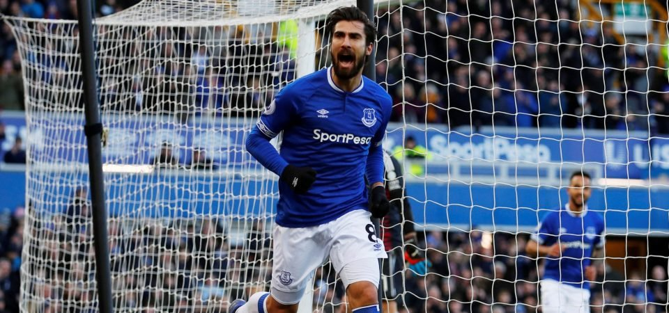 West Ham eye swoop for Barcelona's Andre Gomes