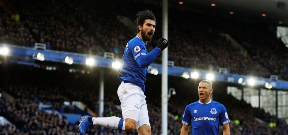 Andre Gomes is the Everton icon Goodison Park deserves