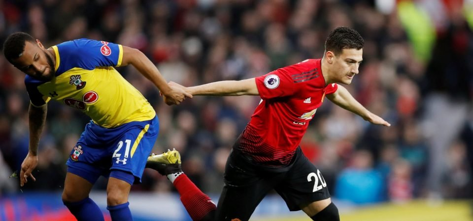 Man Utd fans hammer Diogo Dalot after full-back's injury update