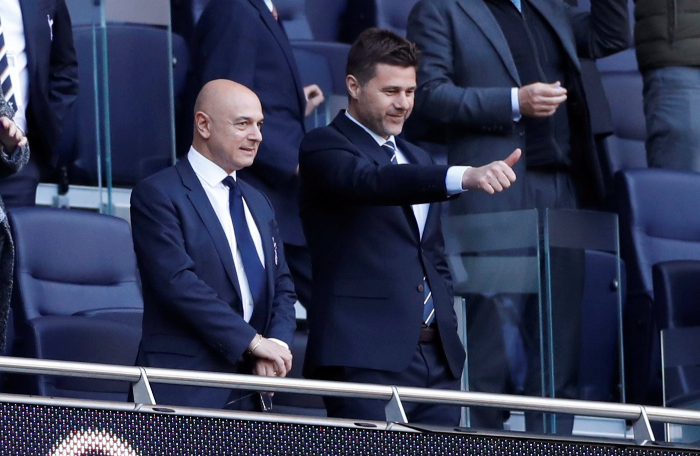 2019 03 24T150753Z 1245296143 RC1419DA0B60 RTRMADP 3 SOCCER ENGLAND TOT SOU UNDER18 - Three potential explanations for Pochettino & Levy's differing stances on Spurs star - opinion