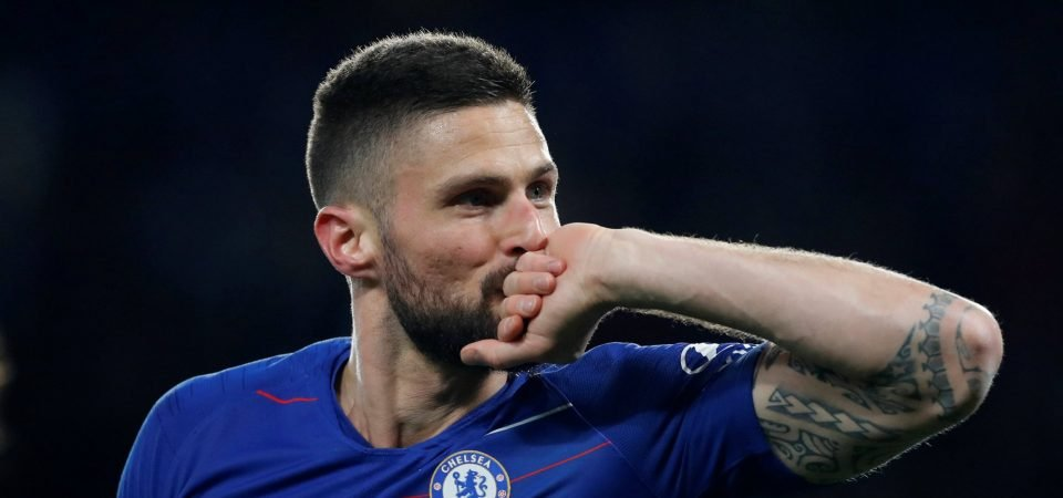 Transfer focus: Everton should reignite interest in Chelsea's Giroud to boost Calvert-Lewin
