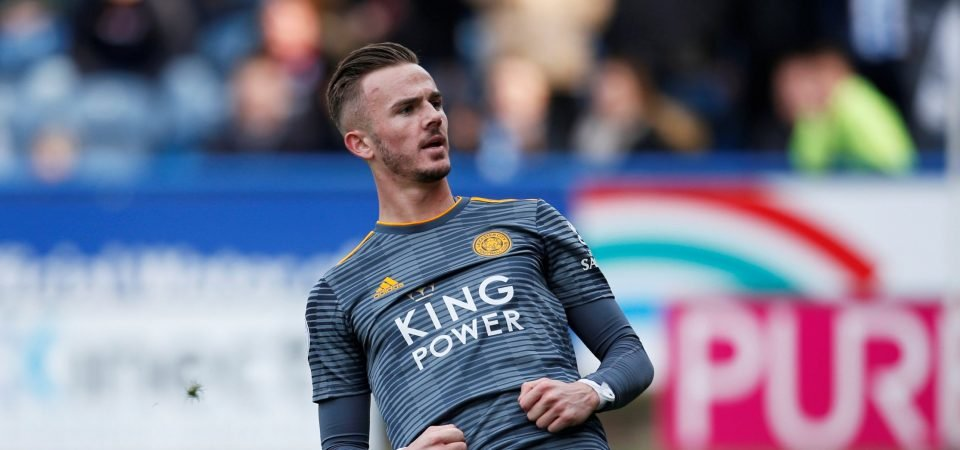 The Chalkboard: James Maddison is the creative force Jesse Lingard can only dream of being