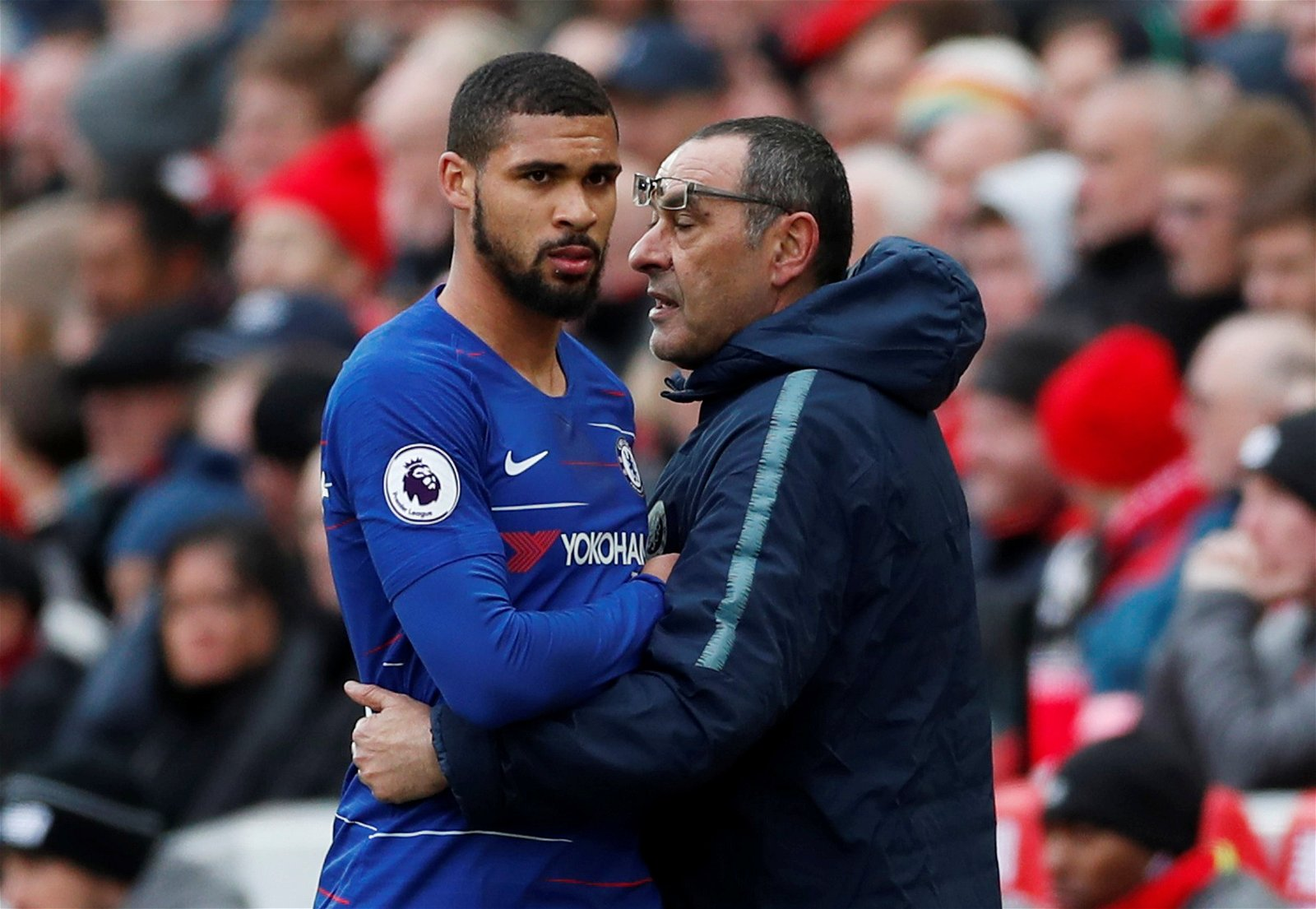 2019 04 14T170832Z 610735329 RC176A514DC0 RTRMADP 3 SOCCER ENGLAND LIV CHE - How Sarri can improve Chelsea's midfield without spending a penny this summer - opinion