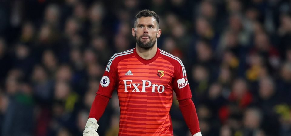 Teammates reply as Ben Foster shares fancy Instagram snap
