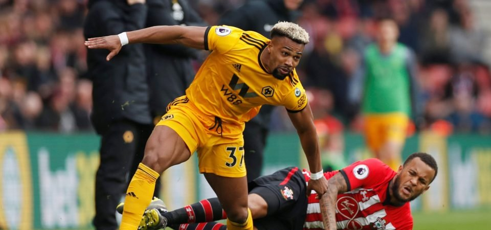 Wolves' lack of plan B dictates that Nuno Santo must keep Adama Traore